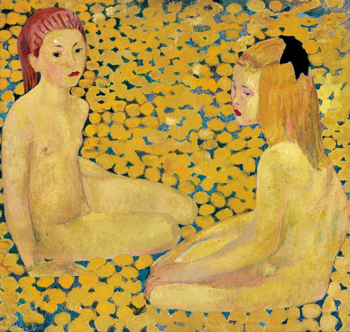 The Yellow Girls - Amiet Cuno