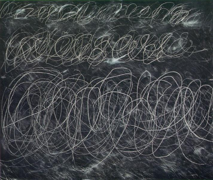 Untitled, 1970 - Cy Twombly - WikiArt.org