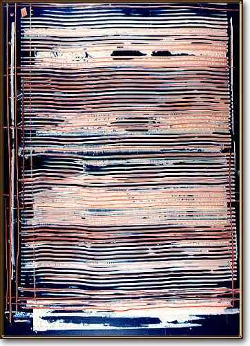 Blue Baleen, 1987 - Dan Christensen