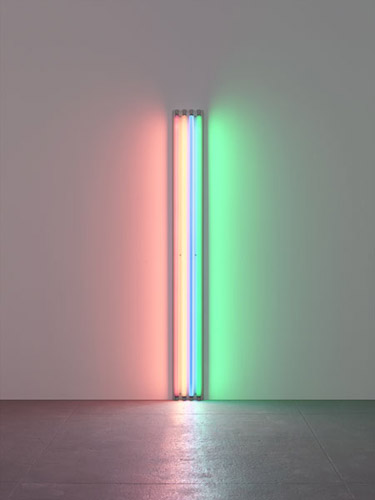 Untitled (to Henri Matisse), 1964 - Dan Flavin