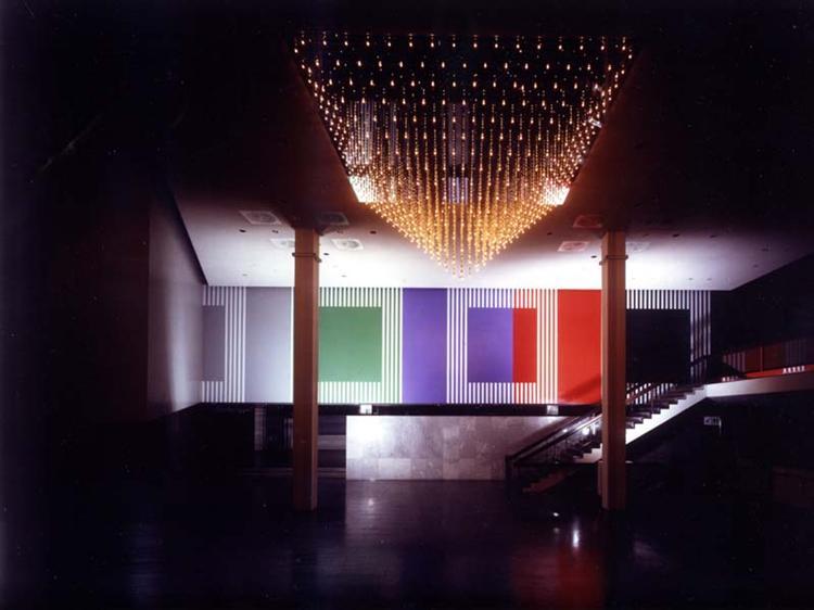 Double Rhythm, 1991 - Даниель Бюрен