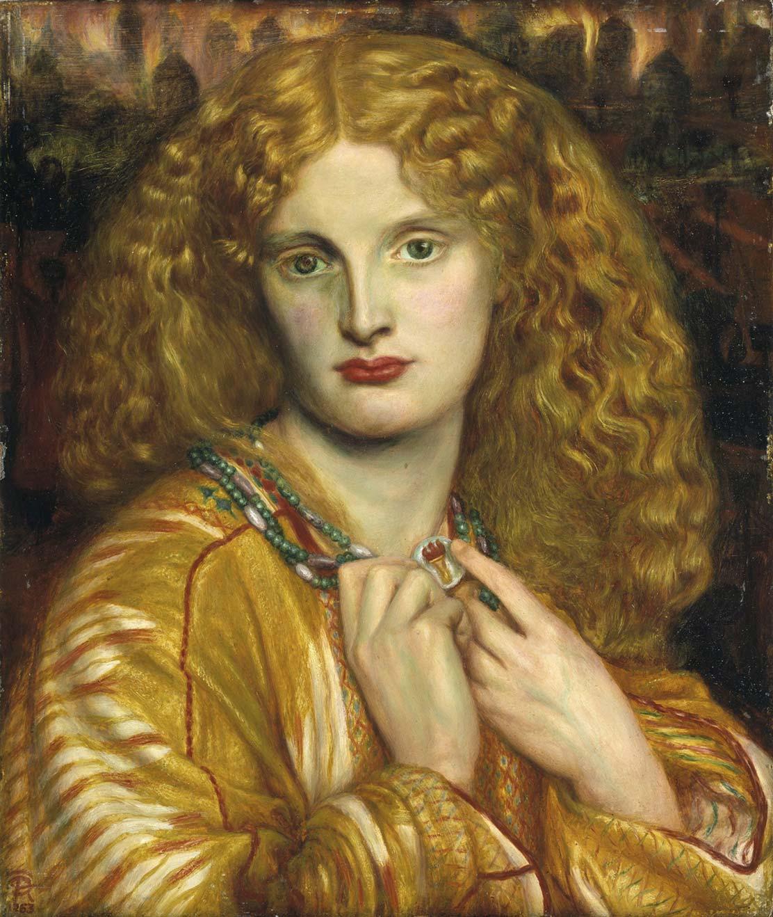 Helen of Troy, 1863