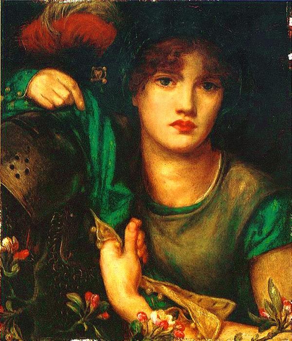 My Lady Greensleeves, 1863