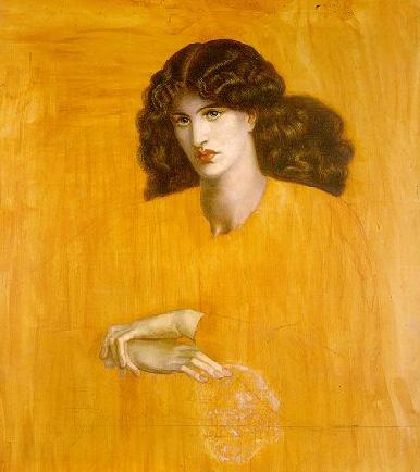 The Lady of Pity (La Donna della Finestra), 1870