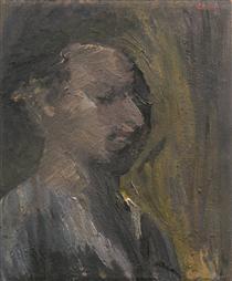 Self-Portrait - David Bomberg