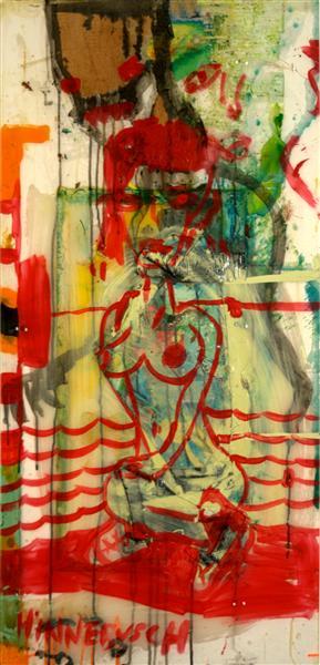 Red Chucks, c.2011 - 2011 - David Michael Hinnebusch