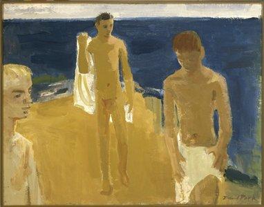 Bathers, 1954 - David Park