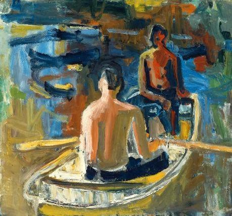 Rowboat, 1958 - David Park
