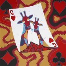 Hearts of Giraffe is Trump Card - Mr. Dejo