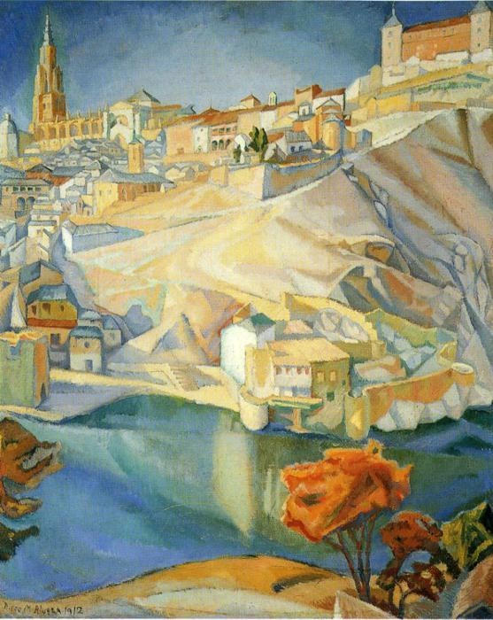 View of Toledo, 1912