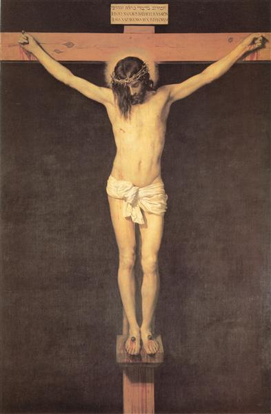 Christ on the Cross, 1632 - Diego Velazquez