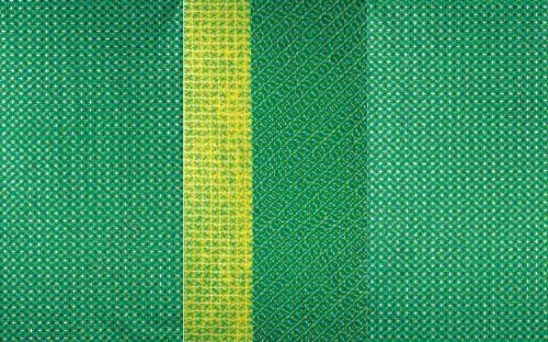 Appearance of Crosses 2001.8 (Triptych), 2001 - Ding Yi