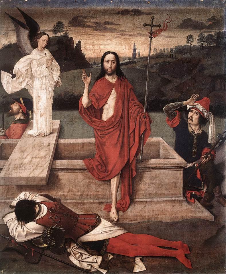 Resurrection, 1455