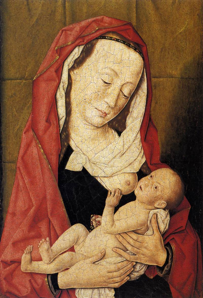 Virgin and Child, 1455-1460