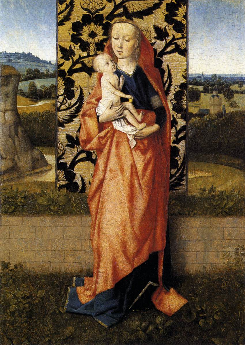 Virgin and Child, 1465-1470