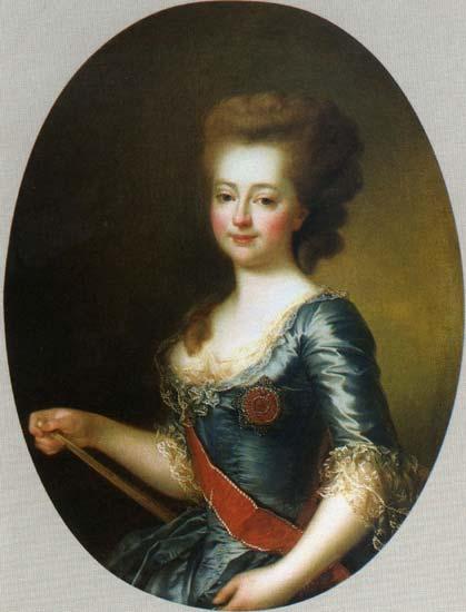 Maria Feodorovna - Dmitry Levitzky