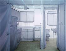 The Perfect Home II (detail) - Do-Ho Suh