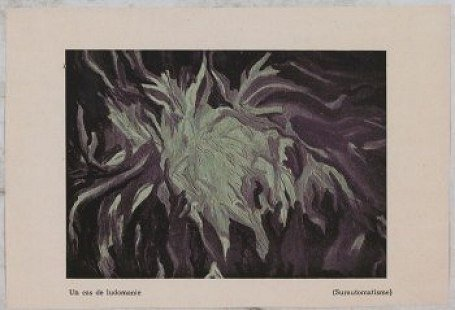 ? (Surautomatism), 1945 - Дольфи Трост