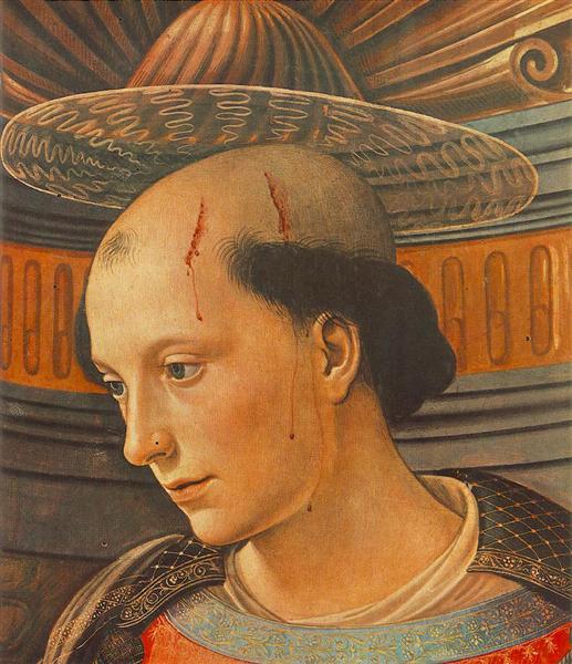 St. Stephen, 1490 - 1494 - Domenico Ghirlandaio
