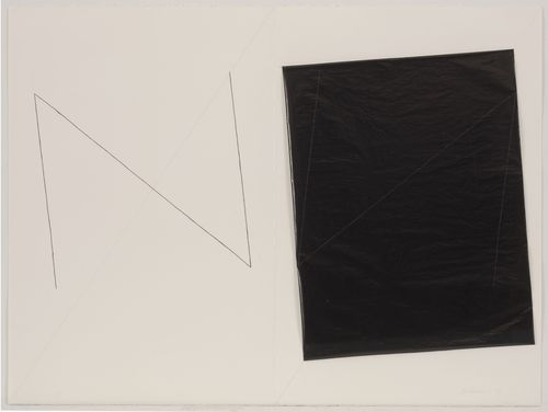 Drawing Which Makes Itself, 1972