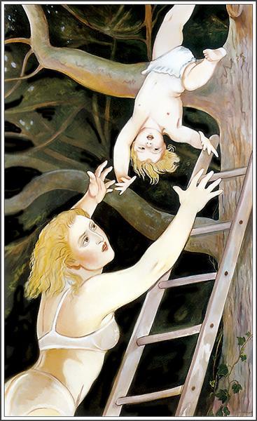 Falling - Edith Vonnegut