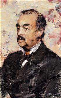 Il pittore di animali - Edouard Manet