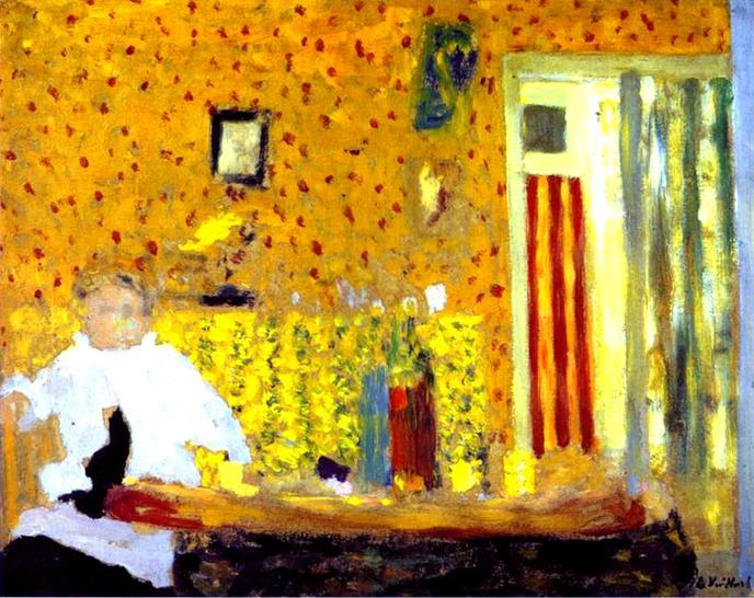 Afterthelunch, 1900 - Edouard Vuillard