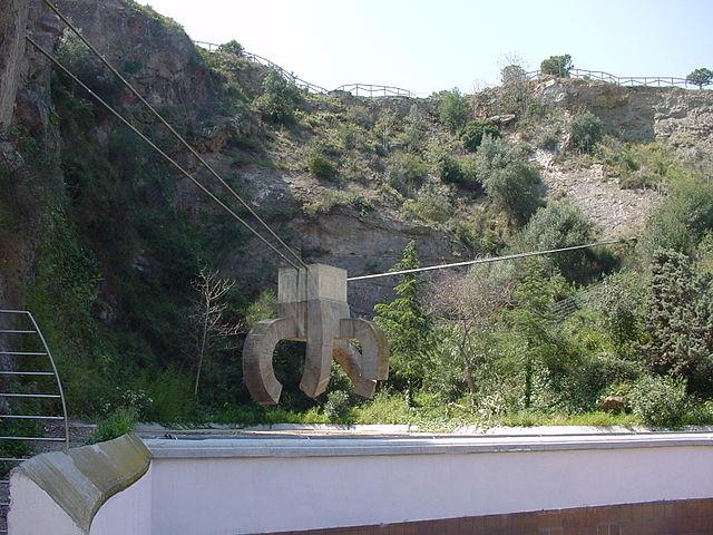 Elogi a l'Aigua - Eduardo Chillida