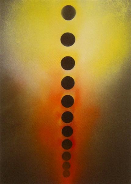Universo em Expansão I, 1980 - Eduardo Nery