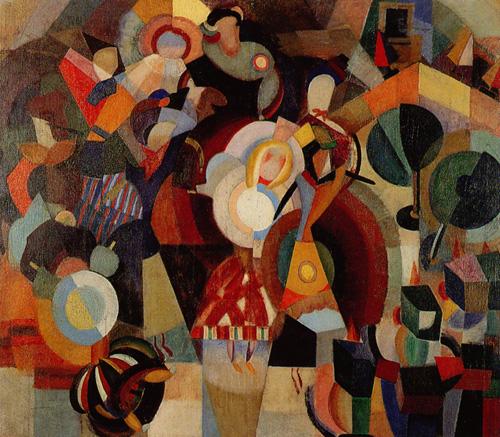 A revolta - A revolta das bonecas, 1916 - Eduardo Viana