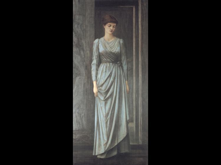 Lady Windsor - Edward Burne-Jones