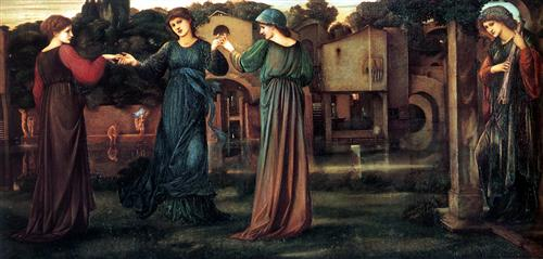 The Mill - Edward Burne-Jones