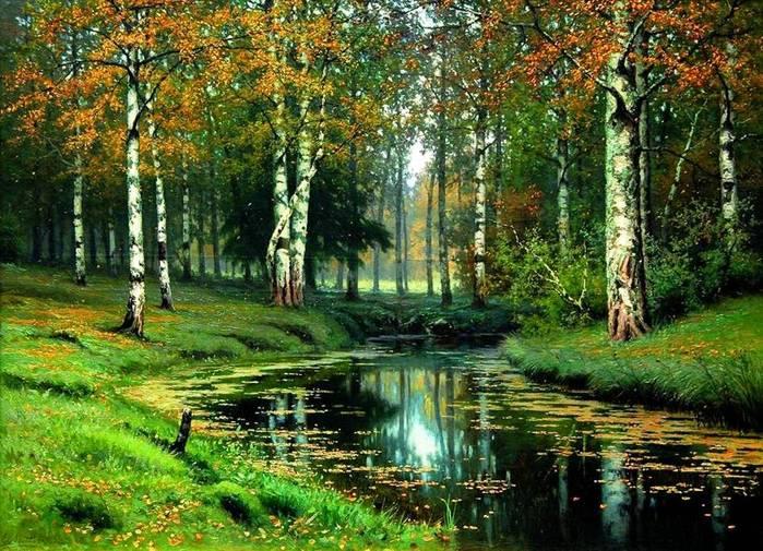 Quiet River - Efim Volkov