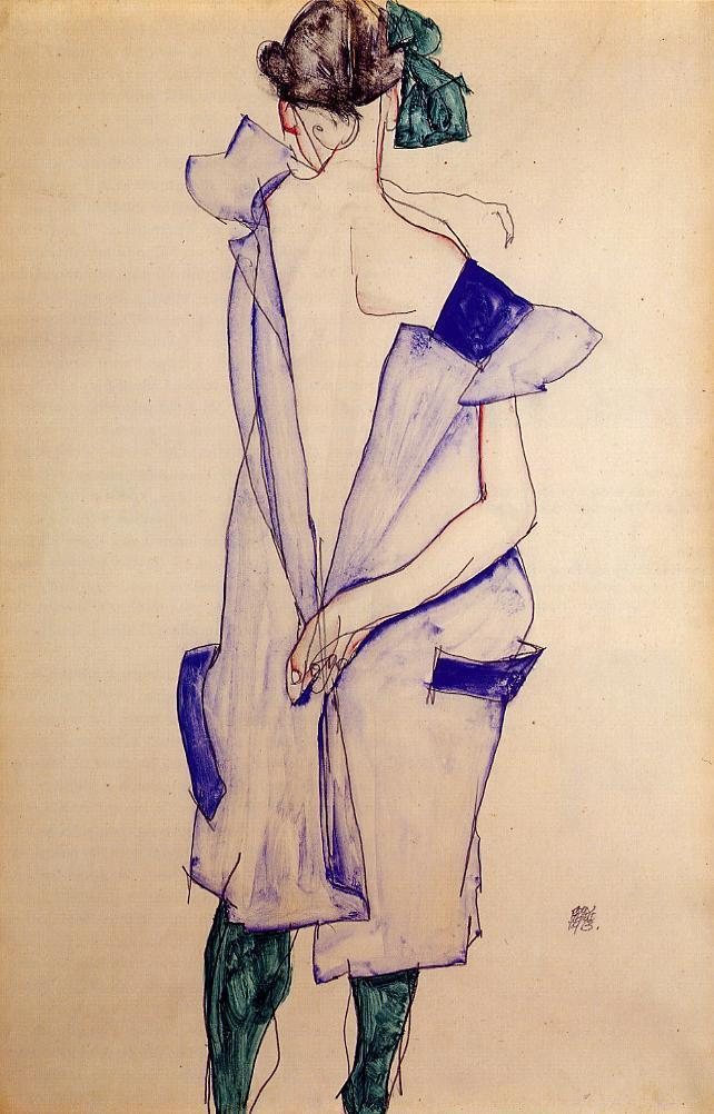 http://uploads2.wikipaintings.org/images/egon-schiele/standing-girl-in-a-blue-dress-and-green-stockings-back-view-1913.jpg