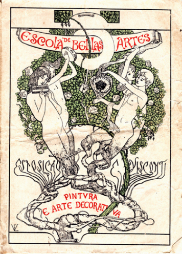 Exhibition Catalogue, 1901 - Eliseu Visconti