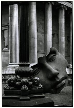 British Museum, London, 1995 - Elliott Erwitt