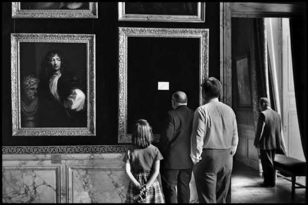 Chateau de Versailles, Yvelines, 1975 - Еліот Ервіт