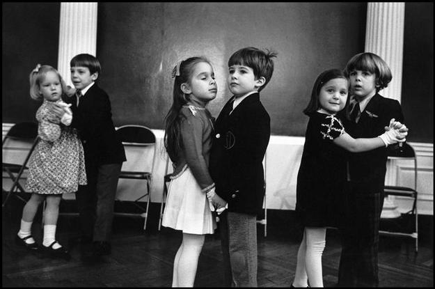 Dance School, New York, 1977 - Еліот Ервіт