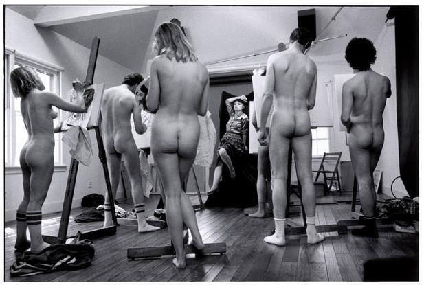 East Hampton, New York, 1983 - Еліот Ервіт