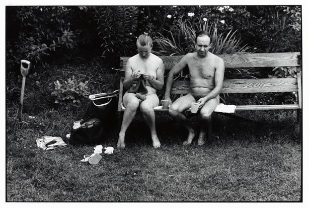 Kent, England, 1968 - Elliott Erwitt
