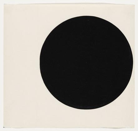 Circle Form, 1951 - Ellsworth Kelly