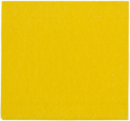 Yellow from the series Line Form Color, 1951 - Ellsworth Kelly