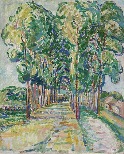 French Landscape, 1911 - Emily Carr