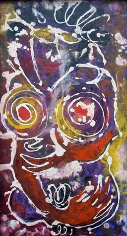 Soft explosion, 1973 - Endre Bartos