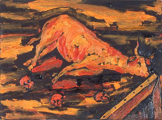 Goccia di terra, 2007 - Энцо Кукки