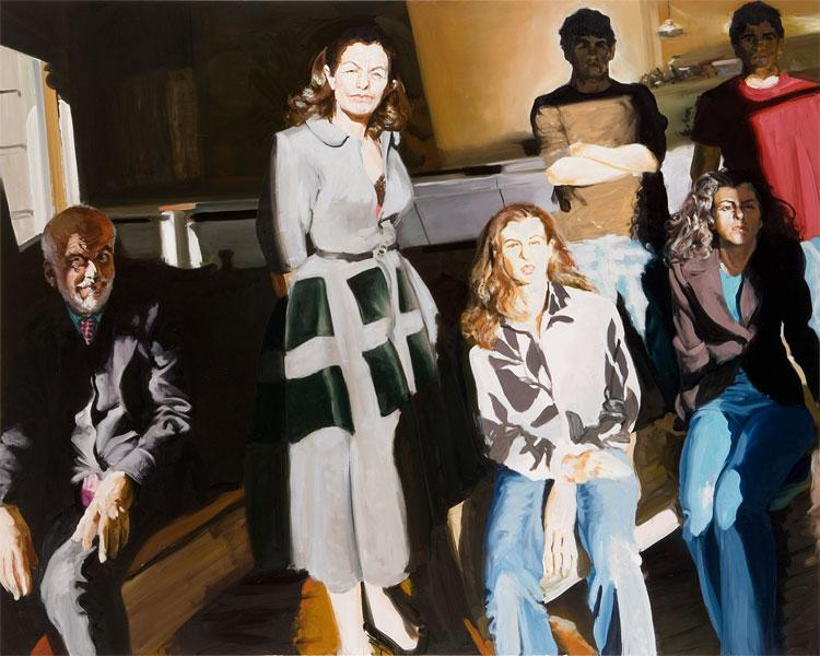 The Clemente Family, 2005 - Eric Fischl