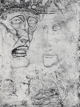 PASSIO, 1950 - Ernst Fuchs