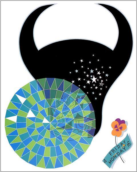 The Zodiac, Taurus - Erte