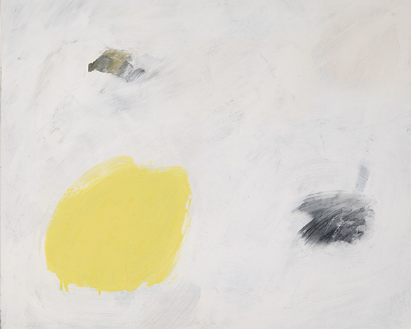 Jaune radieux, 1992