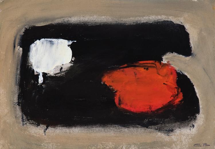 Palette noir, 1992 - Eugene Brands